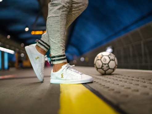 The Explore II freestyle and street football shoes now available