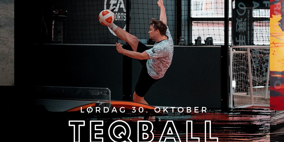 Teqball NM 2021