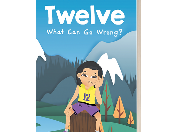 """Twelve: WCGW?"" (Autographed Copy)"