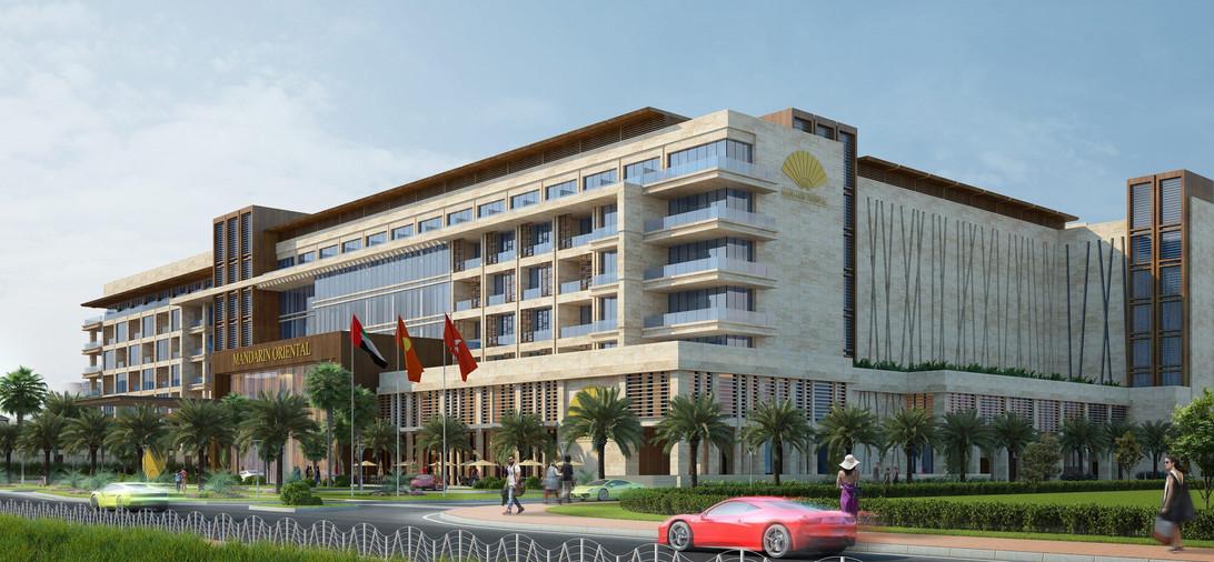 MANDARIN ORIENTAL HOTEL - DUBAI, UAE