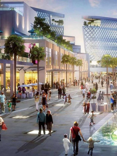 Dubai South Mall