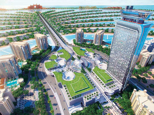 NAKHEEL MALL - DUBAI, UAE
