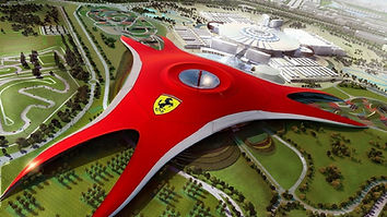 Ferrari world - Abudhabi_
