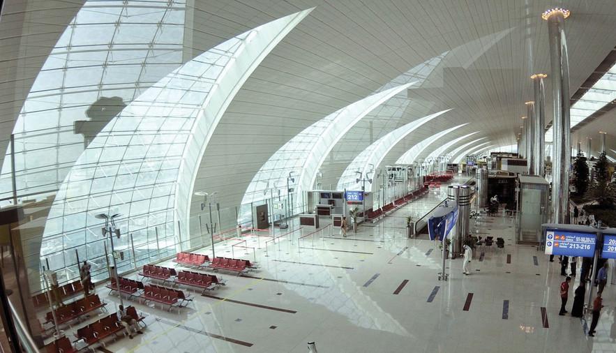 DUBAI INTERNATIONAL AIRPORT - DUBAI, UAE