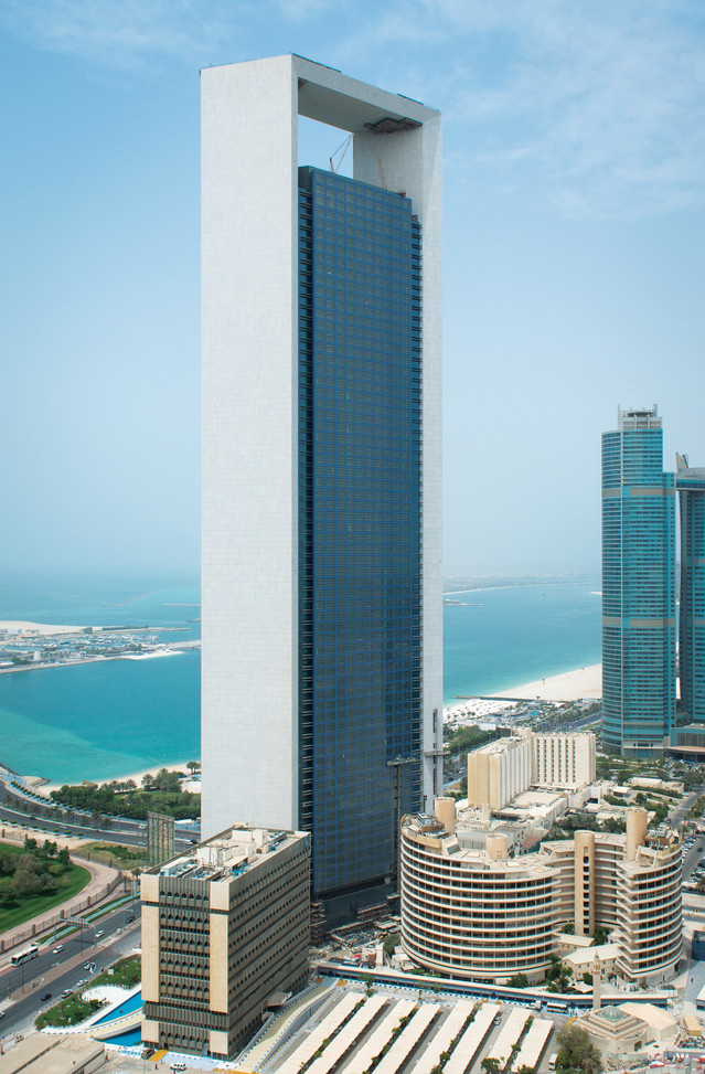 ADNOC HEADQUARTERS - ABU DHABI, UAE