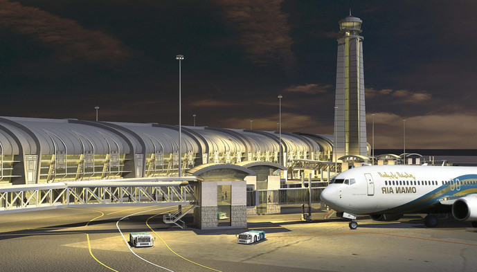 NEW MUSCAT AIRPORT - OMAN