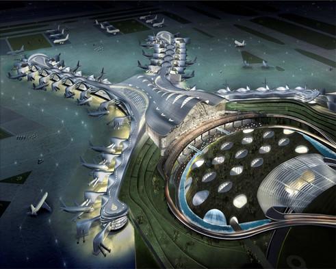 ABU DHABI AIRPORT MIDFIELD TERMINAL - ABU DHABI, UAE