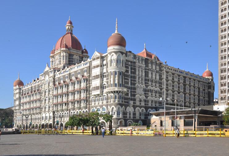 TAJ MAHAL HOTEL - INDIA