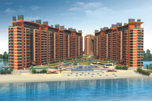 TIARA PALM - DUBAI, UAE