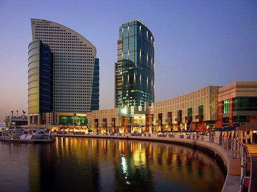 FESTIVAL CITY EXPANSION - DUBAI, UAE