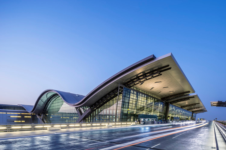 NEW DOHA INTERNATIONAL AIRPORT - DOHA