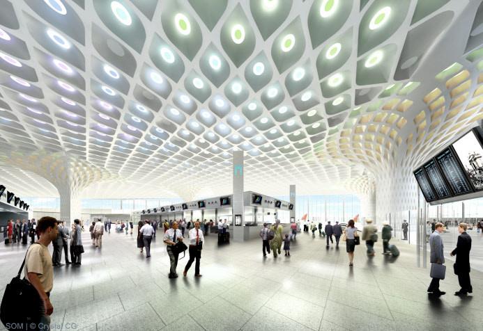 MUMBAI AIRPORT EXPANSION - INDIA
