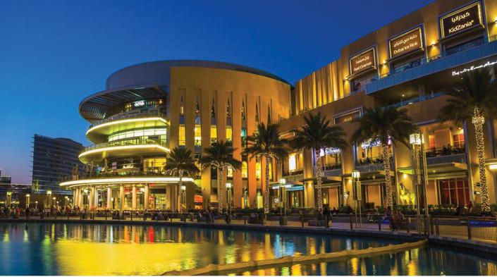 DUBAI MALL - DUBAI, UAE