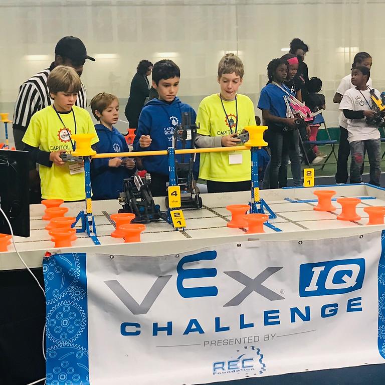 Fall VEX IQ Tournament
