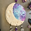 Thumbnail: Moon Phase Clay and Ink Sculpture Dreamcatcher