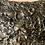 "Thumbnail: Gold Cresent Moon Wall Hanging 14"""