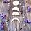 Thumbnail: Long Moon Phase Sculpture Wall Hanging