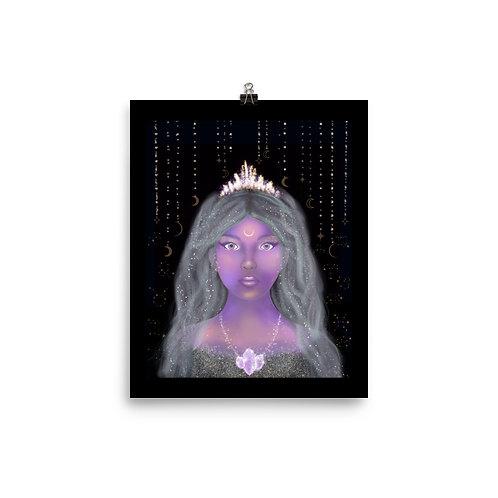 Lavender Stardust Goddess