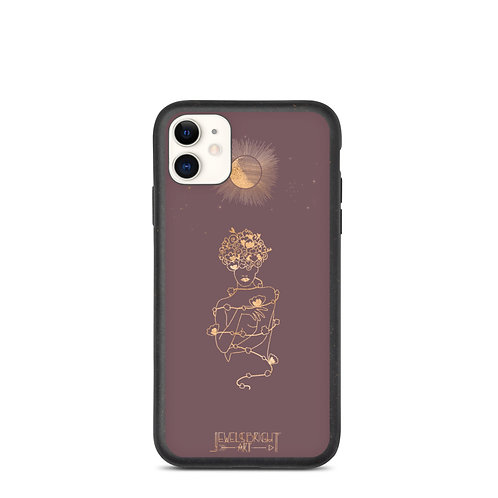 """""""Own Your Disowned Parts"""" Biodegradable phone case"""