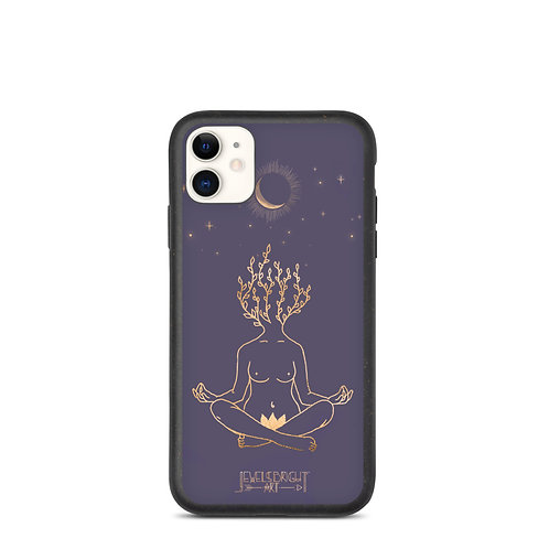 """Love the Person I'm Becoming"" Biodegradable phone case"