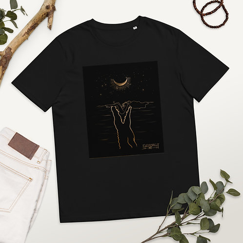 """Paradise Lost"" Unisex organic cotton t-shirt"