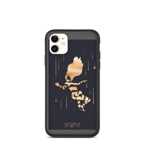 """Free Falling"" Biodegradable phone case"
