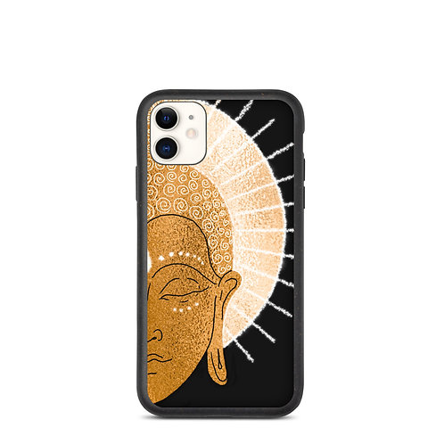 """Biodegradable phone case """"Love Letters To Buddha"""""""