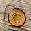 Thumbnail: Resin Wood Slice Aspen Ornament