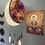 Thumbnail: Fire Sign Crystal Mooncatcher Sculpture
