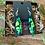 Thumbnail: Triangle Arrow Wooden Earrings