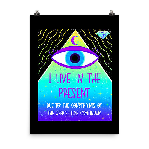 I Live in the Present