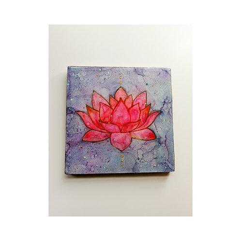 Lavendar Lotus