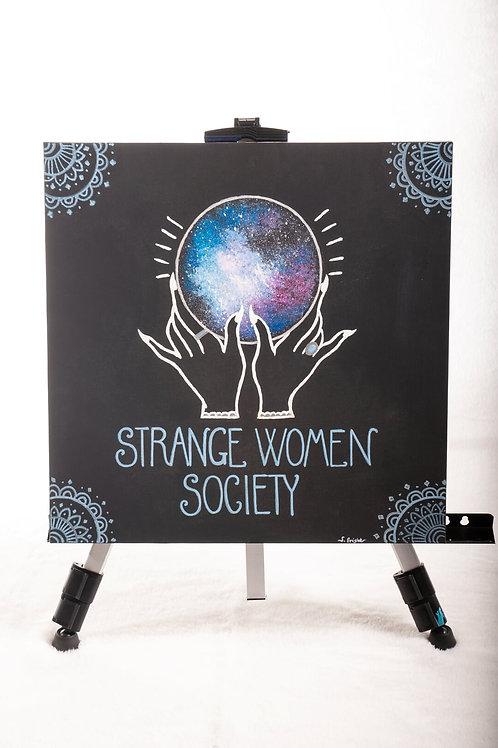 Strange Women Society Painting