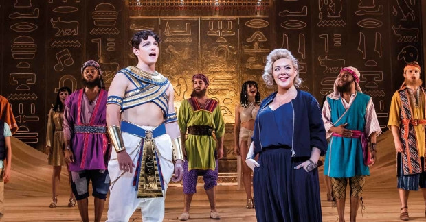 Joseph and the Amazing Technicolor Dreamcoat at the London Palladium.JPG