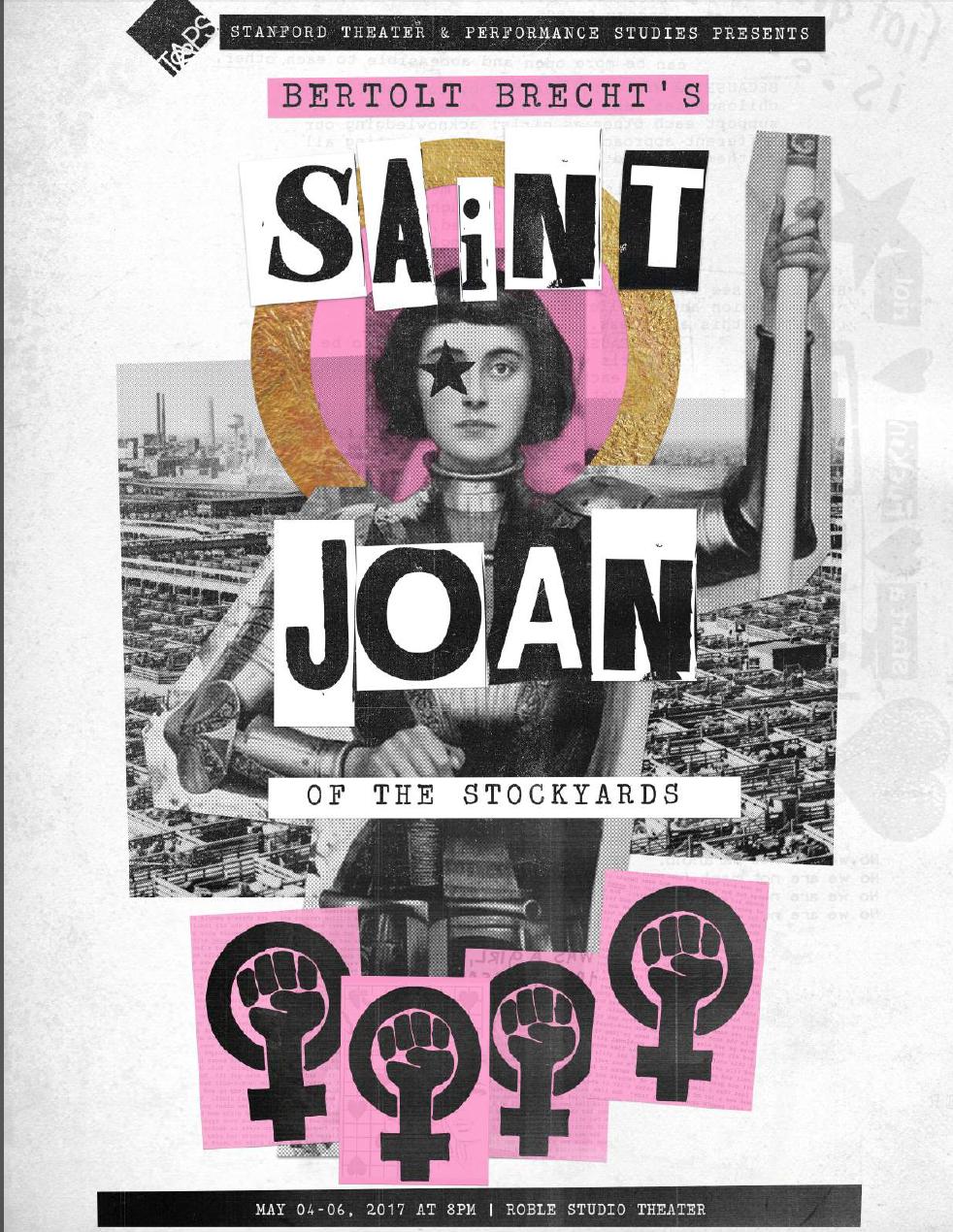 Saint Joan of the Stockyards Poster