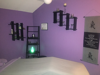 Image of Massage Therapy Room at Balanced Body Massage
