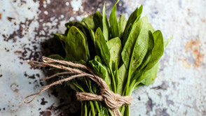 How can you boost your iron intake on a plant-based diet?