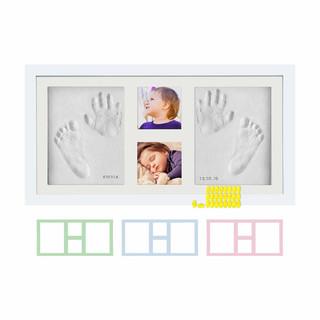 Kubai Large Baby Hand & Footprint photo frame kit