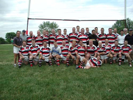 Newsletter #19 - AGM Update - Seymour H.O.F Ceremony & Memory Lane: 2000 MLR Plate Champions