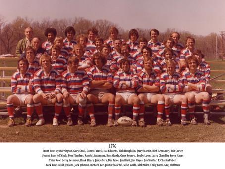 Newsletter #8 - 1976 Squad