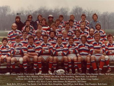 Newsletter #2023 - Memory Lane - 1979 Squad