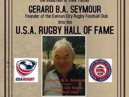 Newsletter #11 - Seymour Announcement
