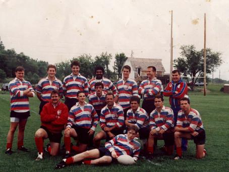 Newsletter #13 - Memory Lane 1992 Des Moines 7's