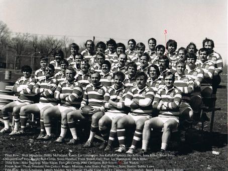 Newsletter #14 - Memory Lane 1973 Squad