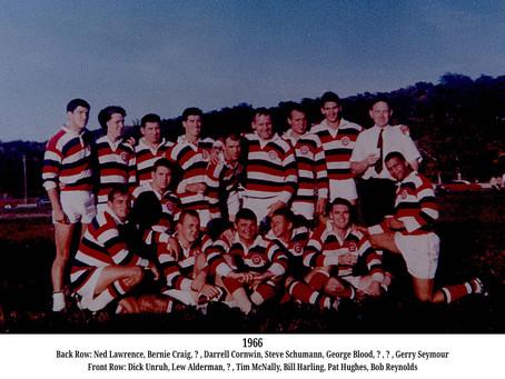 Newsletter #10 - Memory Lane 1966 Squad