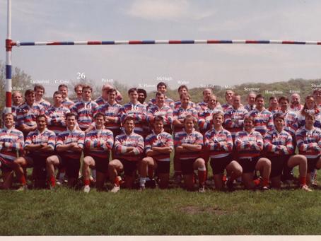 Newsletter #7 - 1990 Squad