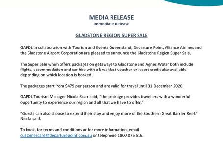Gladstone Region Super Sale