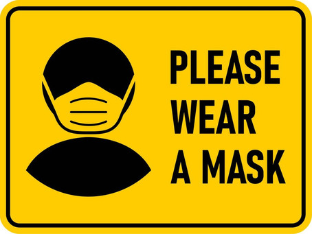 New Queensland Health Directive - wearing of face masks