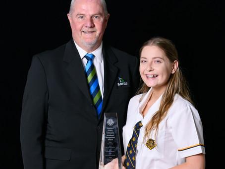 GAC Academic Achievement Award