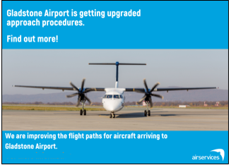 Upgraded Approach Procedures